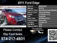 Call Eby Ford Sales at  Stock #: BBA56385 Year: 2011