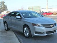"The Hot and Sporty Chevy Impala LT...Buy with ""Peace of"