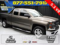 New Price! * 3 YEARS OF OIL CHANGES *, GM Certified