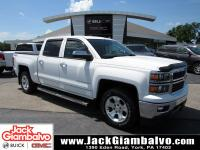 Certified. Summit White 2014 Chevrolet Silverado 1500