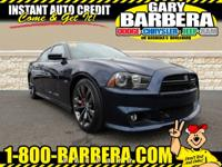 Our 2014 Dodge Charger SRT8 Sedan is fueled by passion