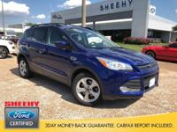 CARFAX One-Owner. Clean CARFAX. Deep Impact Blue 2014