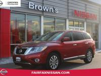 2014 NISSAN PATHFINDER SL HYBRID ** CERTIFIED PREOWNED