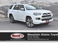 Look at this 2014 Toyota 4Runner Limited. Its Automatic