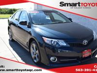 Certified. Parisian Night Pearl 2014 Toyota Camry SE