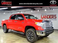 Toyota Certified. Limited 4WD with TRD Off Road