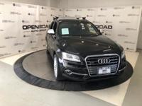 Excellent Condition, Audi Certified, GREAT MILES