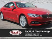This Certified Pre-Owned 2015 BMW 428i (***ONE OWNER,
