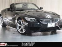 This Certified Pre-Owned 2015 BMW Z4 sDrive35i is a One