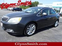 Get ready to go for a ride in this 2015 Buick Verano