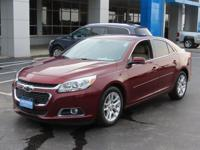 Remote Start, Backup Camera, LT Package, Malibu LT 1LT,