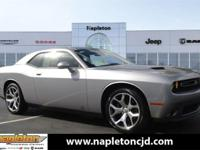 2015 Dodge Challenger SXT Plus in Billet Silver