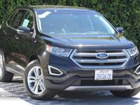 Ford Certified Pre-Owned 2015 Ford Edge SEL (AWD,