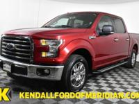 Check out this gently-used 2015 Ford F-150 we recently