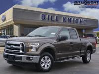 From work to weekends, this 2015 Ford F-150 XLT muscles