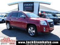 PRICE REDUCED!Certified. Crystal Red Tint 2015 GMC