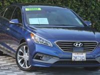Hyundai Certified Pre-Owned 2015 Hyundai Sonata Limited