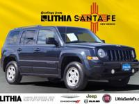 FUEL EFFICIENT 27 MPG Hwy/22 MPG City! Jeep Certified,
