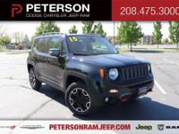 Boasting legendary Jeep capability, our 2015 Jeep