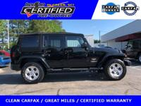 PRICED BELOW NADA RETAIL VALUE OF $31,425. CARFAX ONE
