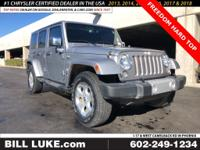 FREEDOM HARD TOP, BACKUP CAMERA, RUNNING BOARDS AND TOW