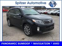 CARFAX One-Owner. Clean CARFAX. Welcome to Spitzer Kia