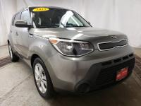 Certified. Titanium Gray 2015 Kia Soul Plus FWD 6-Speed