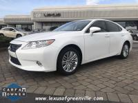 LEXUS CERTIFIED ES 350 WITH THE LUXURY
