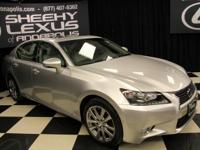 Located at Sheehy LEXUS of Annapolis, 2015 Lexus GS 350