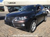 LEXUS CERTIFIED AND ALL WHEEL DRIVE-PREMIUM PACKAGE