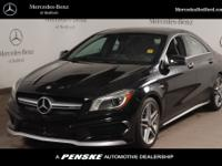 2015 Mercedes-Benz CLA 45 AMG 4MATICCARFAX One-Owner.