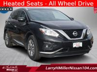 Looking for a clean, well-cared for 2015 Nissan Murano?