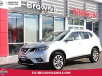 2015 NISSAN ROGUE SL AWD ** NISSAN CERTIFIED PRE-OWNED
