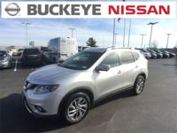 2015 Nissan Rogue SL LEATHER SEATS, NAVIGATION,