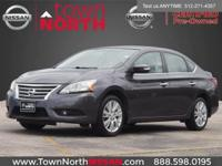 We are excited to offer this 2015 Nissan Sentra. Your