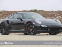 Excellent Condition, Porsche Certified, LOW MILES -