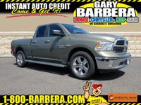 Our One Owner 2015 RAM 1500 Big Horn Quad Cab 4X4 shown