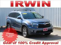 AWD! TOYOTA CERTIFIED! SUNROOF/MOONROOF! LEATHER!