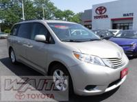 2015 Toyota Sienna LE Creme Brulee MicaToyota Certified
