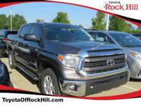 We are excited to offer this 2015 Toyota Tundra 2WD