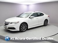 Certified. ACURA FULL BODY-KIT 2016 Acura TLX 3.5L V6