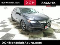 Acura QUALITY, Acura CERTIFIED BACK-UP CAMERA, HEATED