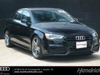 CARFAX 1-Owner, Audi Certified, Excellent Condition,