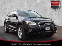2016 Audi Q5 2.0T Premium Plus quattro in Mythos Black