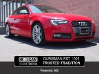 Certified. CARFAX One-Owner. ABS brakes, Audi quattro