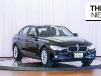 The BMW 3 Series is a good luxury small car that can