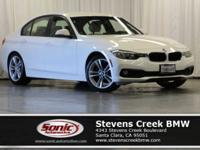 Delivers 36 Highway MPG and 24 City MPG! This BMW 3