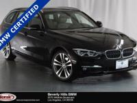 This Certified Pre-Owned 2016 BMW 328d xDrive is a One