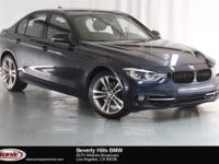 This Certified Pre-Owned 2016 BMW 328i is a One Owner