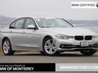 CARFAX 1-Owner, BMW Certified, ONLY 29,031 Miles!
